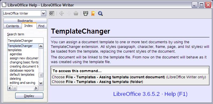 template_changer