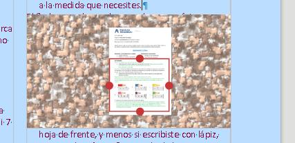 A screen capture of the original file